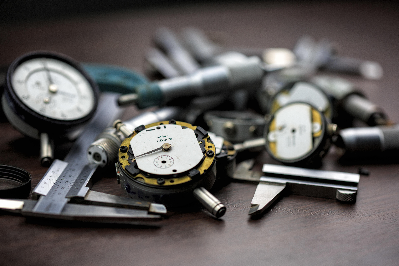Calibration instrument repair
